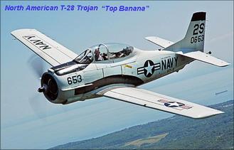 t 34 american  ... North American T-28